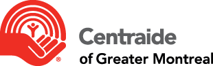 Centraide of Greater Montreal logo - red hand