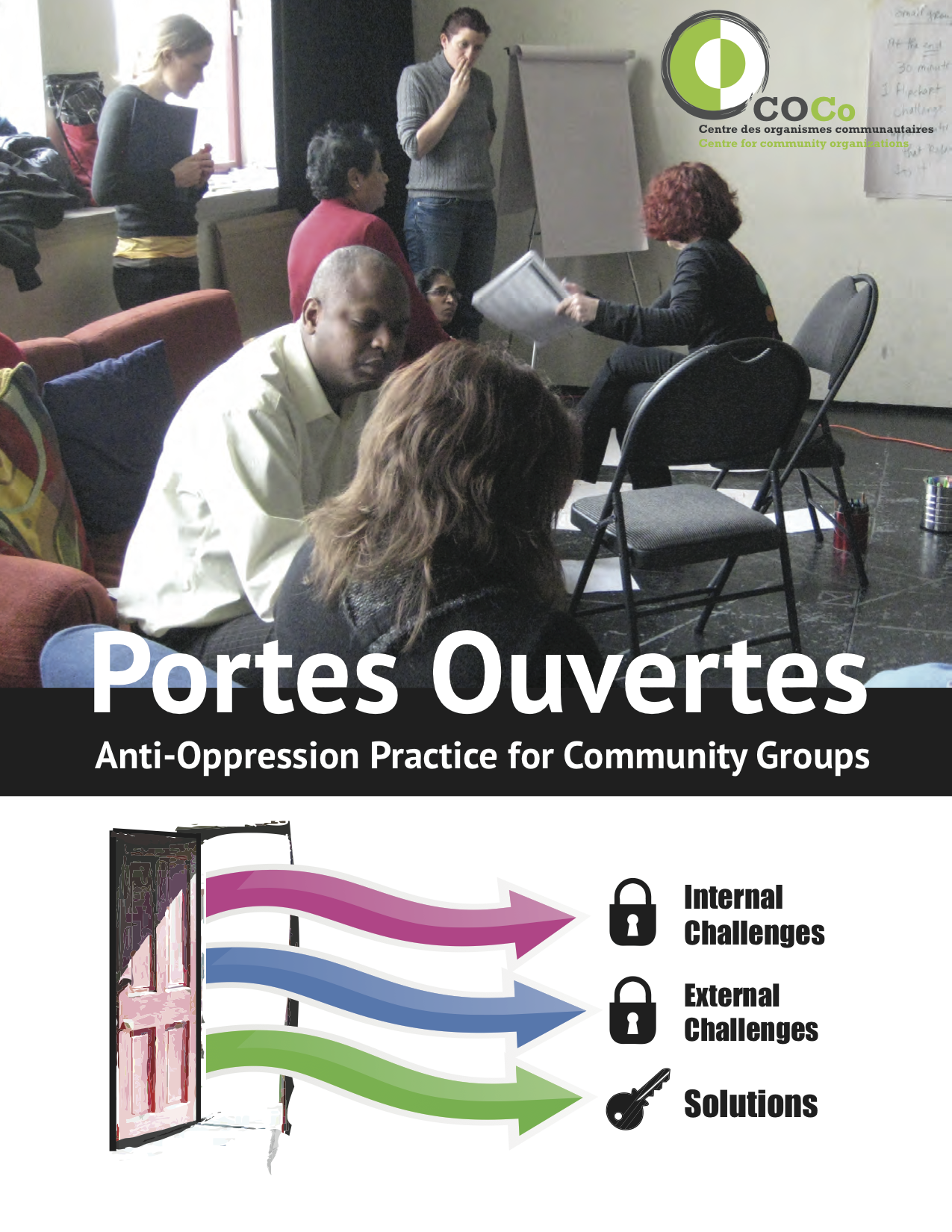 Anti-Oppression Challenges and Solutions for Community Groups