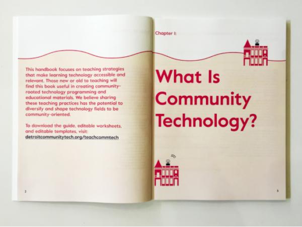 Teaching Community Technology Handbook
