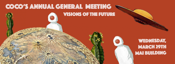 You're Invited to COCo's Annual General Meeting!