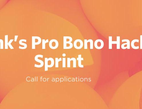 Pro Bono Hack Sprint