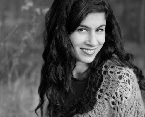 Rehana Tejpar Smiling.