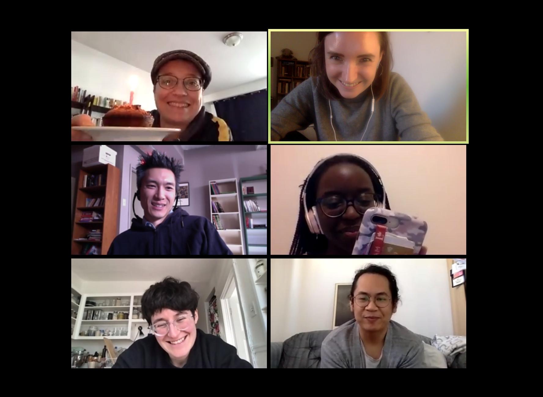 screencap of online meeting