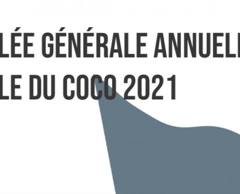 AGA du COCo le 25 mars 2021