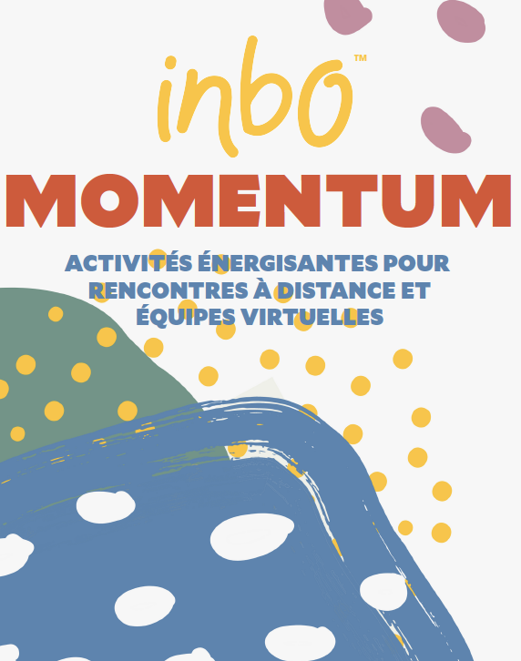 Cover of Inbo's Momemtum card deck